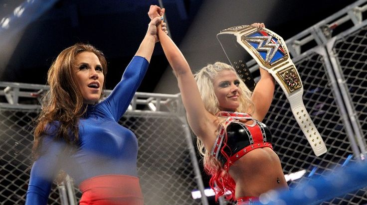 Mickie James  Alexa Bliss #LittleMissBliss