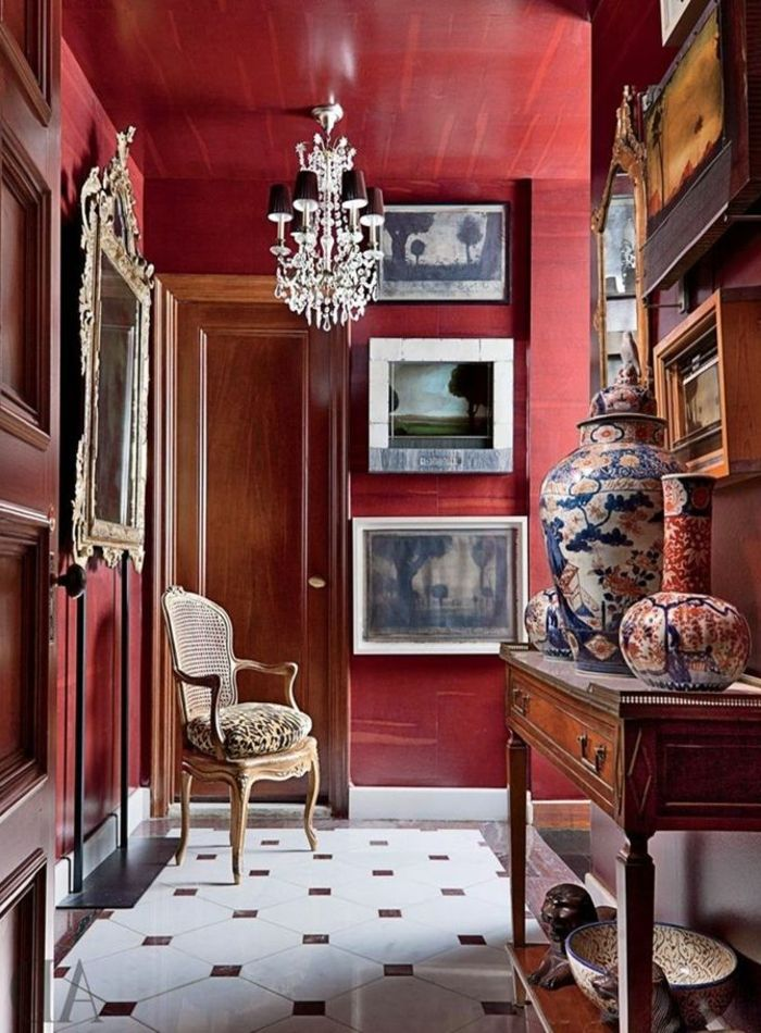couleur hexa pour les murs dans le salon