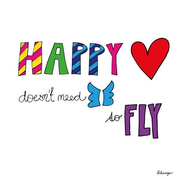 Be happy!! Petruccya