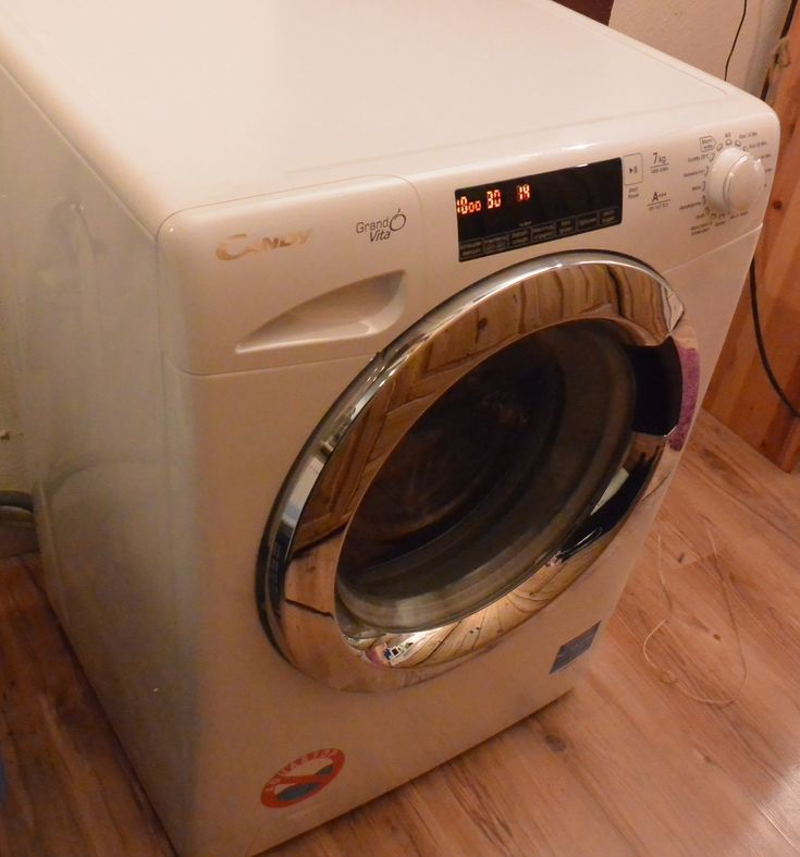 CANDY GrandOVita Frontlader Waschmaschine GV 147 TC3 im #  -> Waschmaschine Candy Test