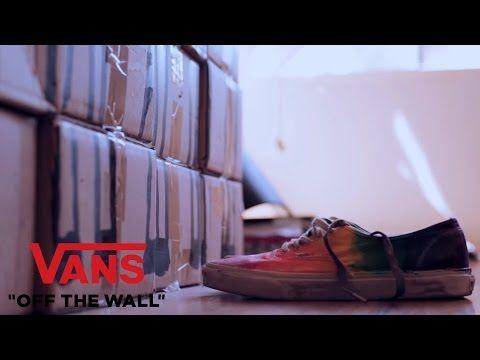 (12) Dallas Clayton: Dream Big!   #LIVINGOFFTHEWALL   VANS - YouTube