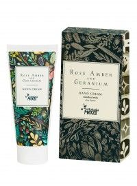 Rose Amber & Geranium Hand Cream - 75ml