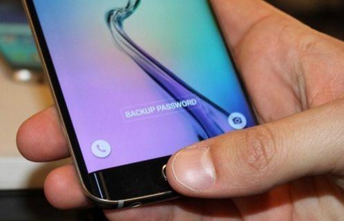 Samsung Parmak İzi Okuyucusunu Geliştirmek için Yeni Patent Alıyor