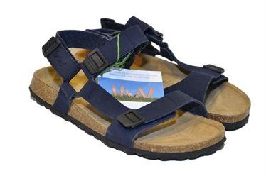 Sandali ciabatte RAVEN blu shoes sandals