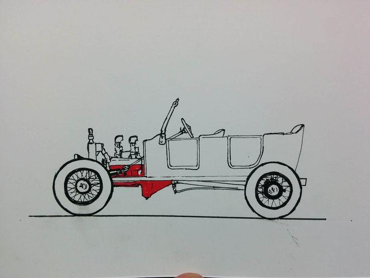 Clayton Paddison concept drawing.