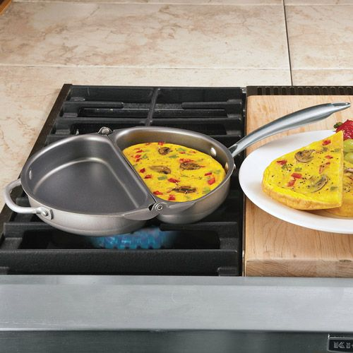 Nordic Ware Italian Frittata And Omelette Pan 10692