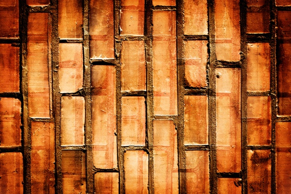 The textures by Emil Villumsen, via Behance