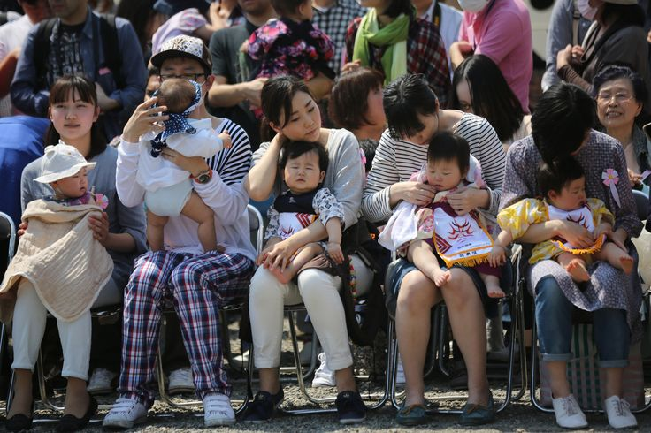 """""""Japan's Population Declined In 2014 As Births Fell To A New Low"""" (NPR) """"The country's aging and shrinking population have been issues of concern and could have severe economic consequences."""""""