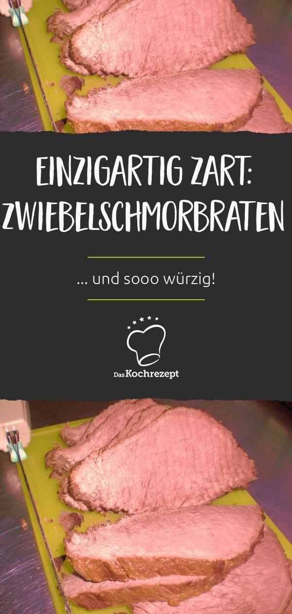 Wenn Sie Ihren Braten braten, wird es super zart und aromatisch sein. #braten #schw …   – Fleisch Rezepte