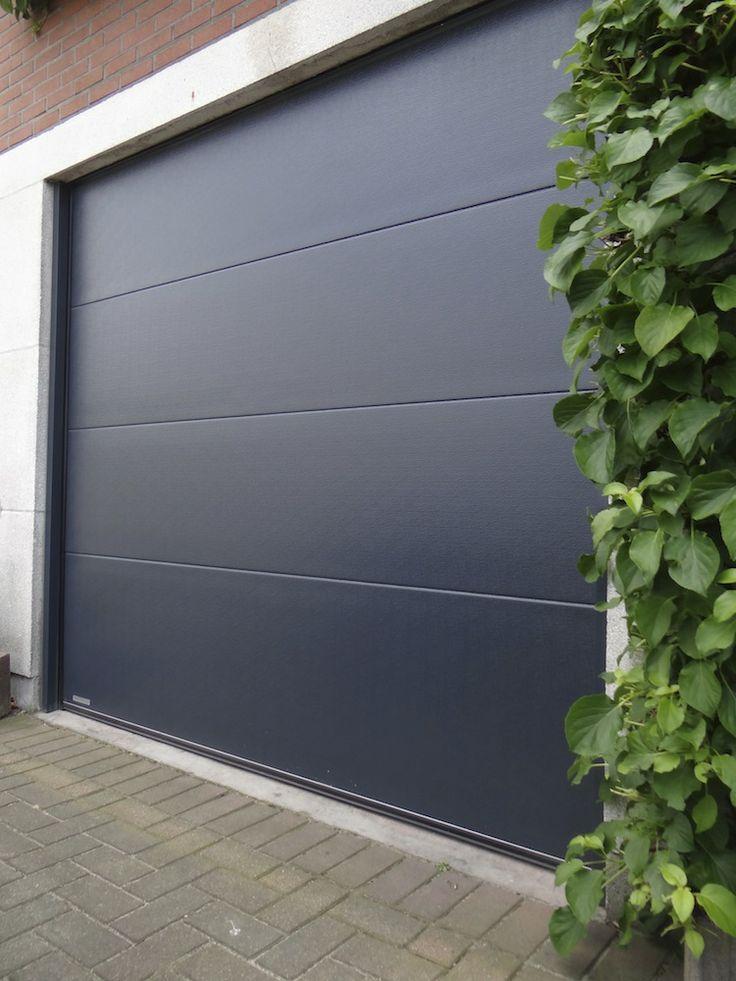 Sectionaal poort, garagepoort, poort, alumininium, poortpaneel, garage