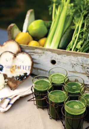 My Favorite Green Juice Recipe: Haylie Duff