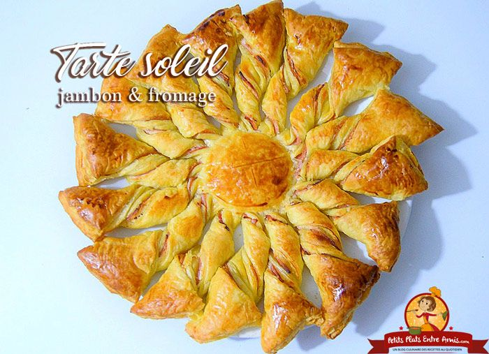 best 10+ tarte soleil jambon ideas on pinterest | tarte soleil