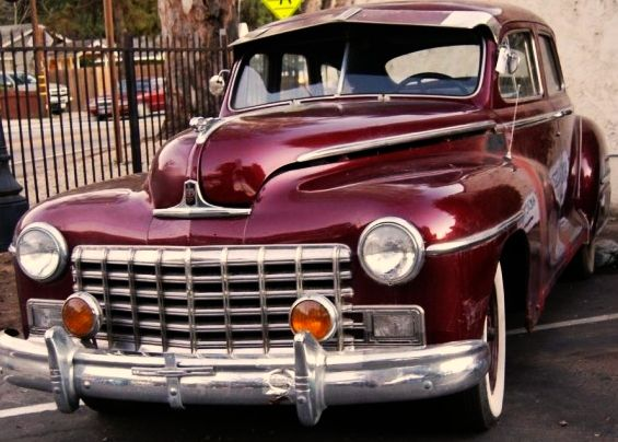 1947 Dodge Sedan - when I was in high school
