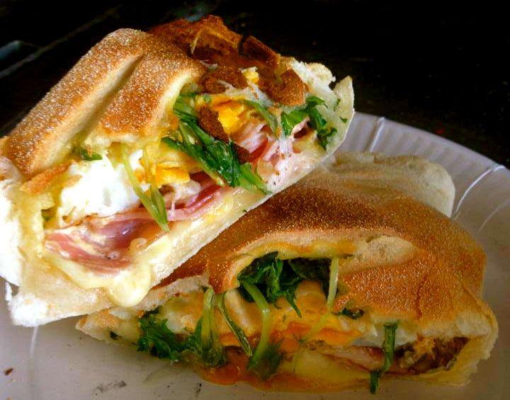 Breakfast goodness from Diablo's Oven.