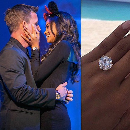 Bryiana Noelle All Things Celebrity Celebrity Engagement Rings