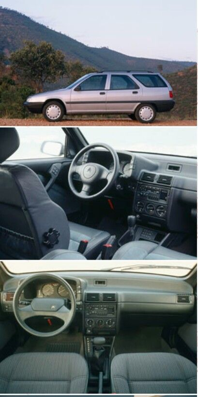 1991 - 1997  Citroën ZX Collection