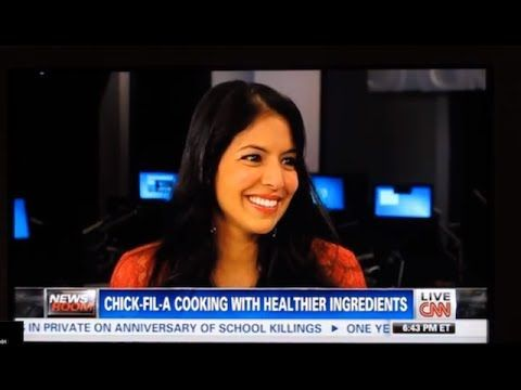 """Vani Hari aka Food Babe on CNN Live Talking Antibiotics in Food & Chick-fil-A To learn more check out - http://foodbabe.com Article referenced in video """"Chick-fil-A or Chemical-fil-A?"""": http://foodbabe.com/2011/07/09/chick-fil-a-or-chemical-fil-a/"""