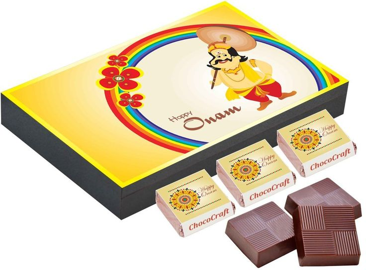 Onam gifts for friends | send chocolates online