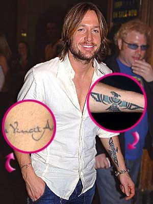 49 best country music 39 s famous tattoos images on pinterest for Miranda lambert tattoo on arm