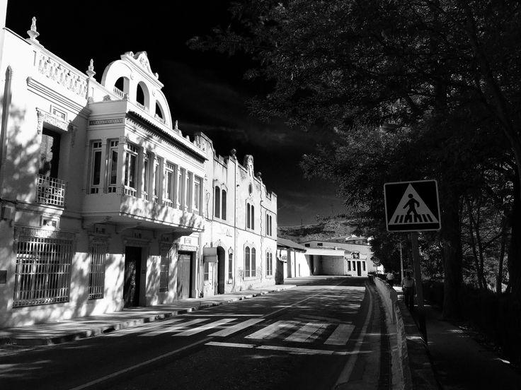 Street of Alcañiz