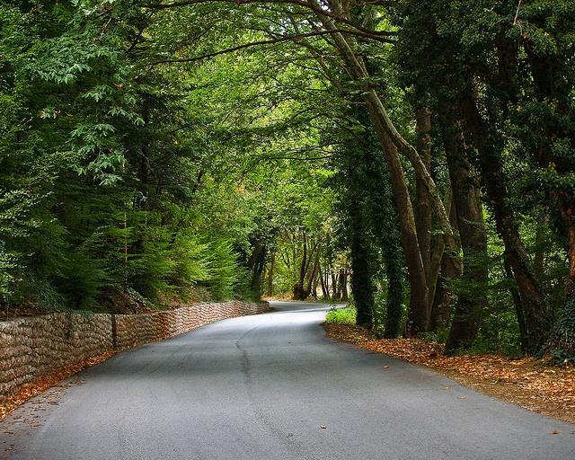 Road to Mikro Xorio