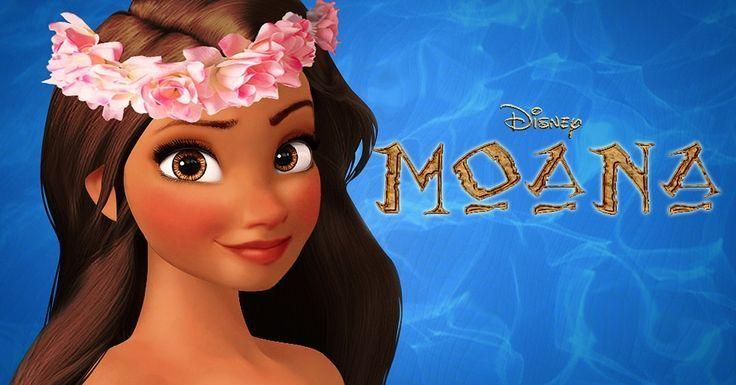Moana to nowy film Disneya! Czy dziewczyny pokochają nową księżniczkę tak mocno jak Elsę i Annę?
