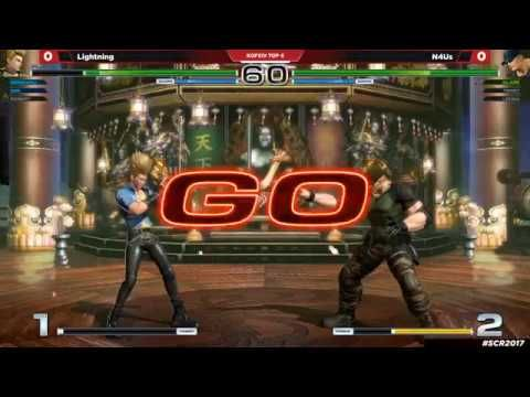 Socal Regionals 2017 King Of Fighters XIV Top 4
