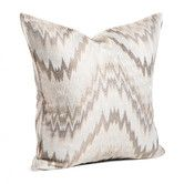 Found it at Wayfair - Designer Collections by Sheri Ziggy Throw Pillow