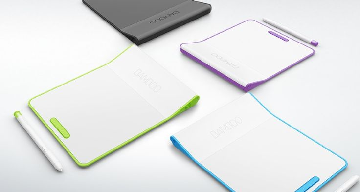 Wacom Introduces New Bamboo Tablets