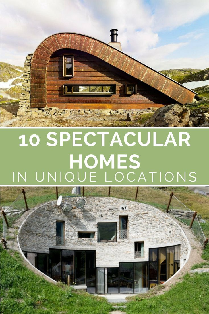 10 spectacular homes that you wouldnu0027t see