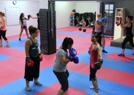 Women's Boxing: Lose Weight, Get Fit and Feel Fantastic