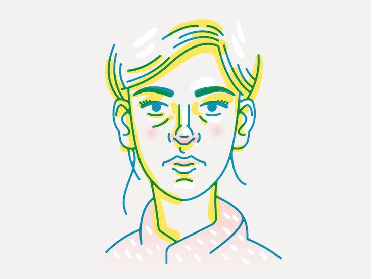Portrait Study 02 by Ryan Putnam