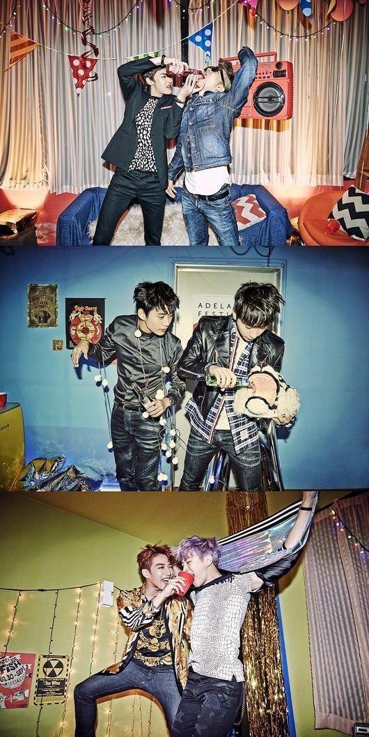 2PM announce comeback with 4th album on September 15 - Latest K-pop News - K-pop News | Daily K Pop News
