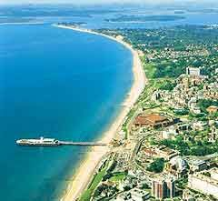 Sunny Bournemouth.. So many memories