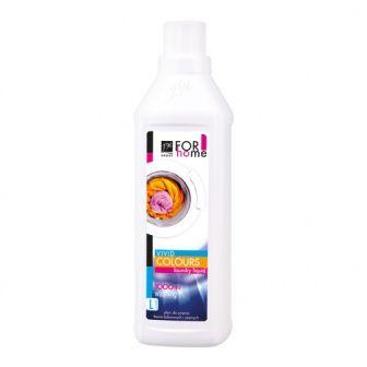Detersivo liquido per bucato  VIVID COLOURS Protegge i tessuti dallo scolorimento, impedendo allo stesso tempo la dilatazione e il rimpicciolimento degli stessi. Indicato per i tessuti colorati e scuri. Rimuove in maniera efficace diversi tipi di sporco, prevenendo il depositarsi dello stesso durante il lavaggio. Si diluisce facilmente nell'acqua, senza lasciare residui sui tessuti. Al delizioso aroma di viola e magnolia.  Codice: C07 #FMGroup #FMGroupItalia #ForHome #FM