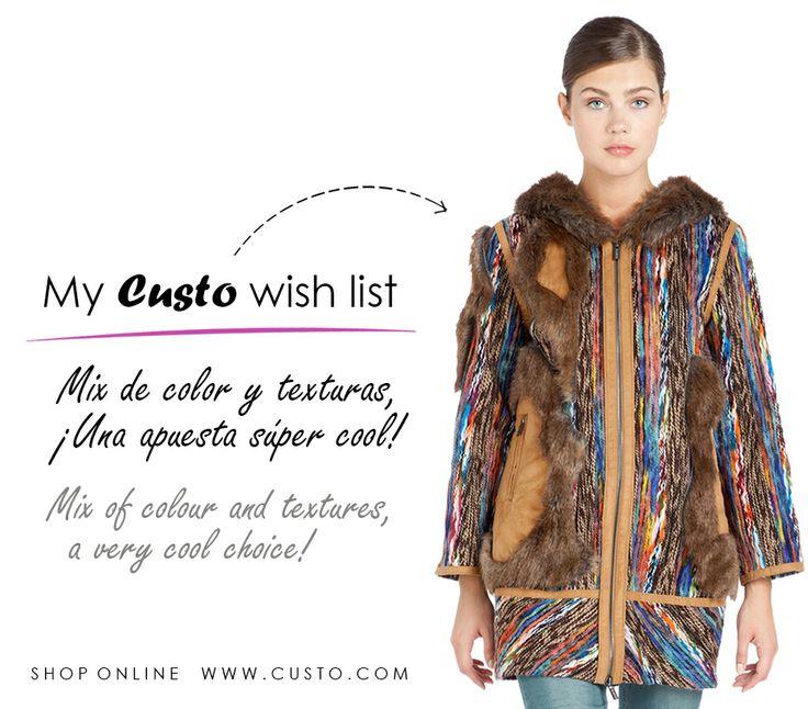 ¿Qué mejor manera de combatir el frío que con un abrigo con estilo? Do you know a better way to fight the cold than with a stylish coat?