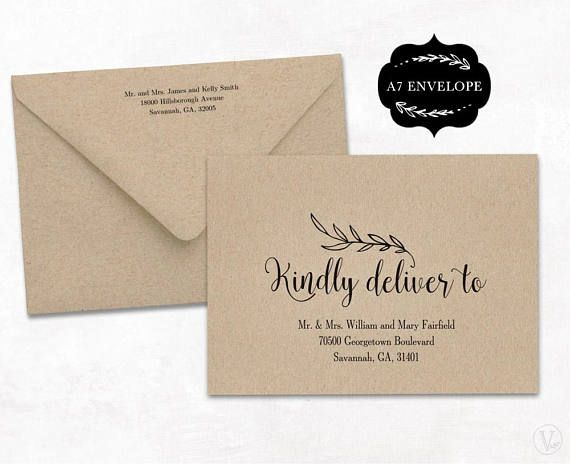 Best 25+ A7 envelope size ideas on Pinterest A7 paper size, Card - sample 5x7 envelope template