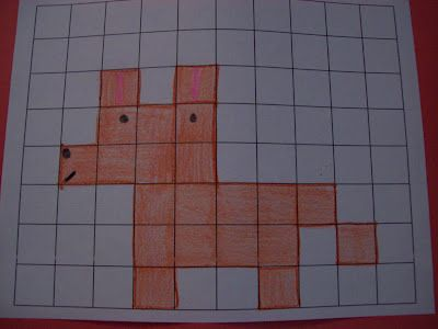 Chalk Talk: A Kindergarten Blog: Direct Comparisons: Area Animals