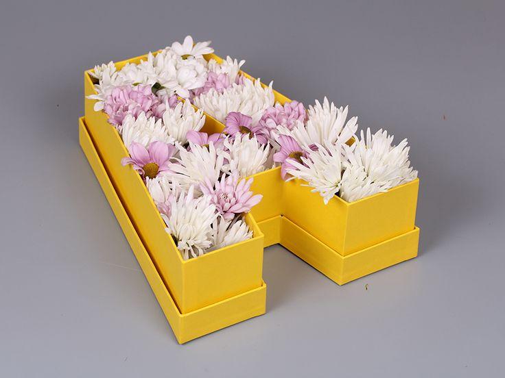 """Наша новая разработка, коробка для цветов в форме буквы """"А"""" Если у вас есть идея необычной коробки, пишите нам и мы превратим ее в реальность #estetis_Trends #эстетис #estetis #шляпныекоробки #круглыекоробки #коробочки #коробкидлякапкейков #коробкидляцветов #коробки #коробкидляподарков #коробкидлятортов #flowers #flowersofinstagram #flowersinbox #композиций с #макаруны #handmade #hatbox #flowers #flower #wedding #photographer #сладости #Flowerbox #подарки #тренды #flowerbouqet…"""