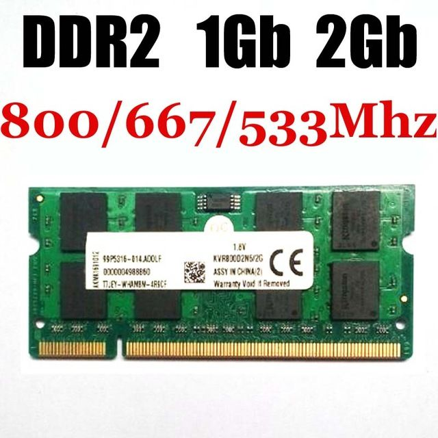 laptop sodimm RAM 1Gb memory DDR2 1Gb 2Gb 533Mhz 667Mhz 800Mhz  lifetime warranty  good quality now at http://ift.tt/2Fn7LdO