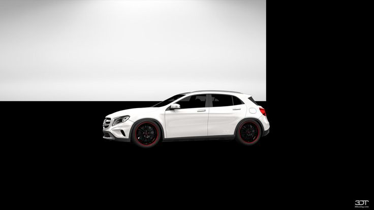 Checkout my tuning #Mercedes #GLA 2014 at 3DTuning #3dtuning #tuning