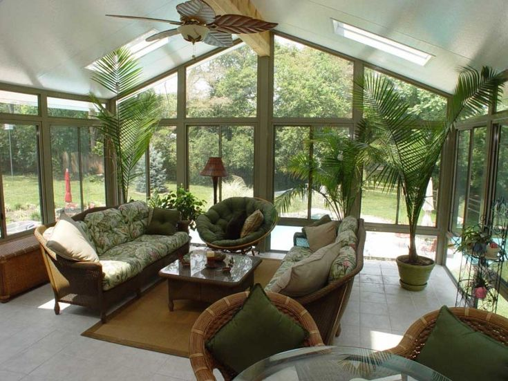 50 best Sunrooms images on Pinterest | Sunroom ideas, Sun room and ...