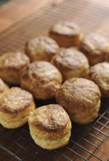 #Recipe for sourdough biscuits