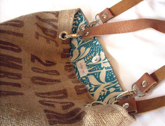 17 meilleures id es propos de sacs de grains de caf sur - Sac de cafe en grain ...