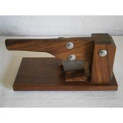 Wooden Biltong Carver
