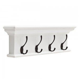 4 Hook Halifax Coat Rack