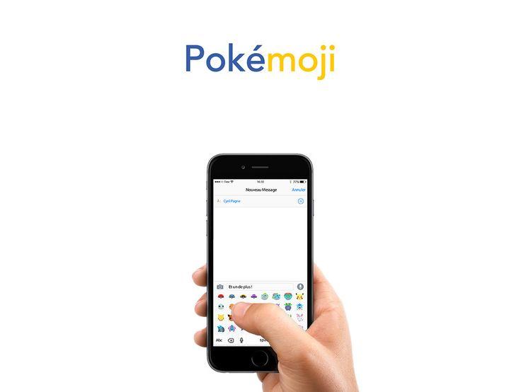 Mobile les pokemon envahissent votre clavier