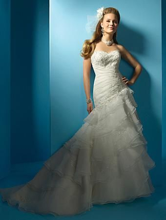 108 best A Line Wedding Dresses images on Pinterest | Short wedding ...