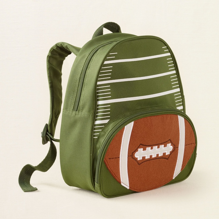 baby boy - accessories - football backpack | Children's Clothing | Kids Clothes | The Children's Place