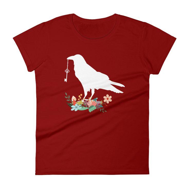 Crow - Women's short sleeve t-shirt